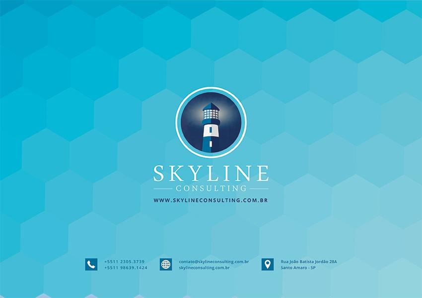 Apresentaçãso Sky Line