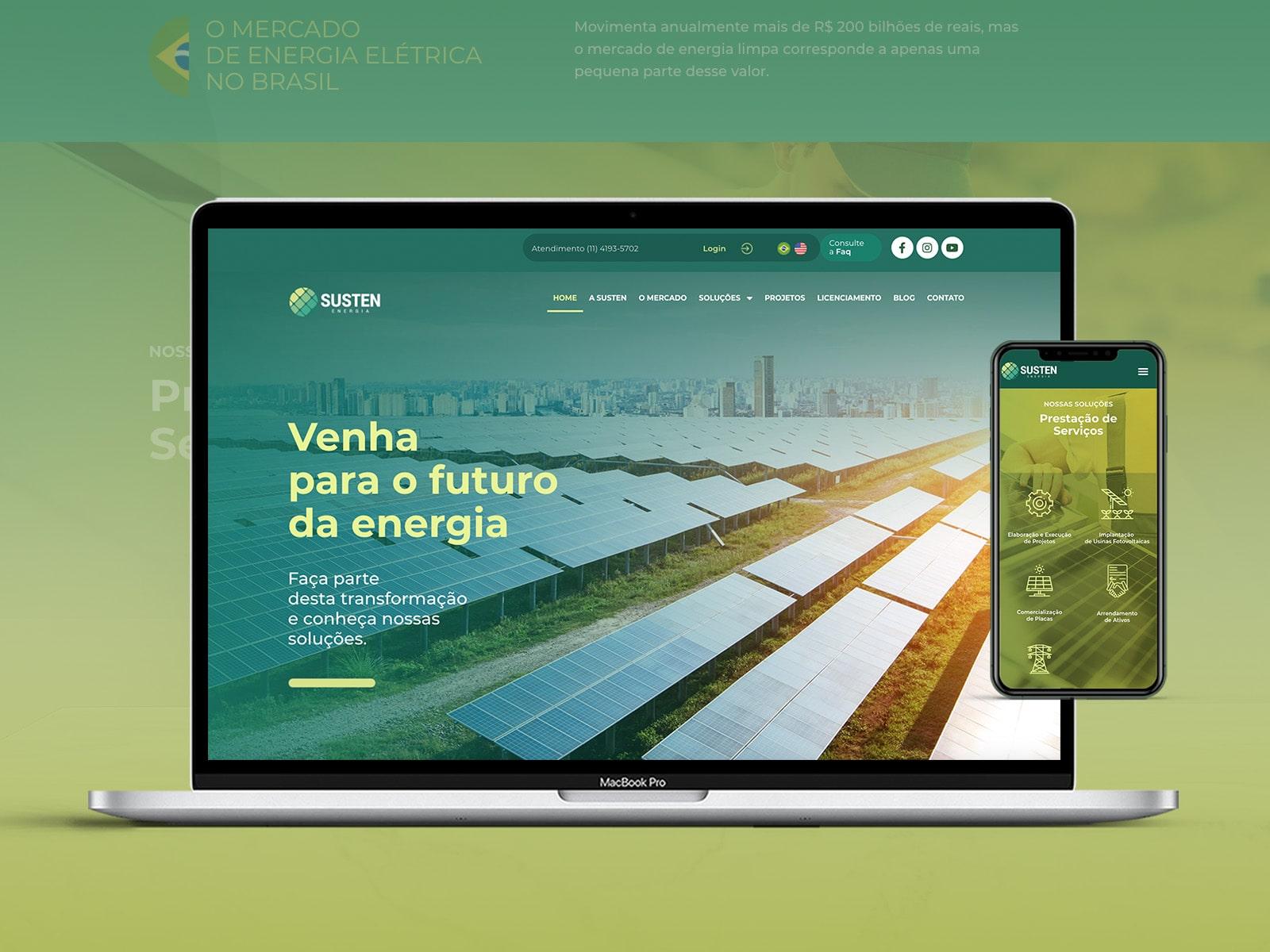 Site Susten Energia